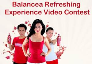 Balancea Video Contest (25 May – 27 Agustus 2012)