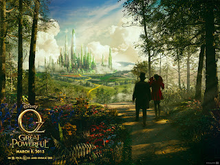 Oz the Great and Powerful wallpapers 004
