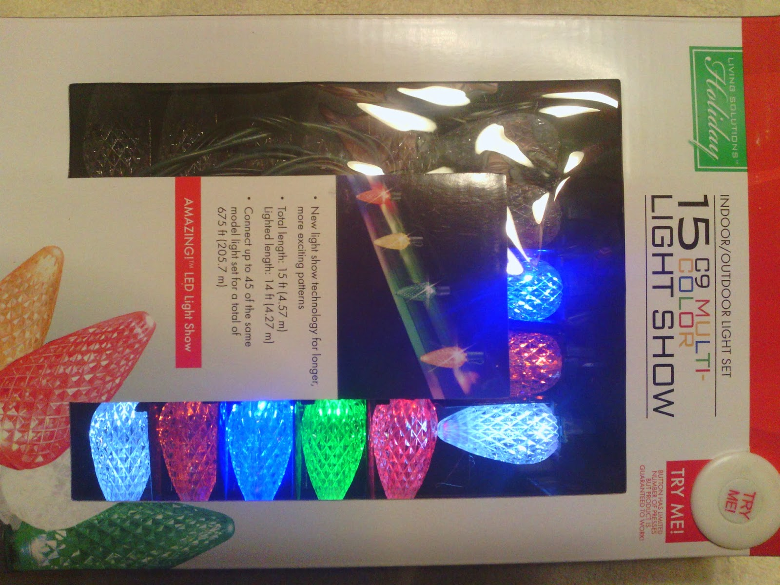 Walgreens Led Christmas Lights
