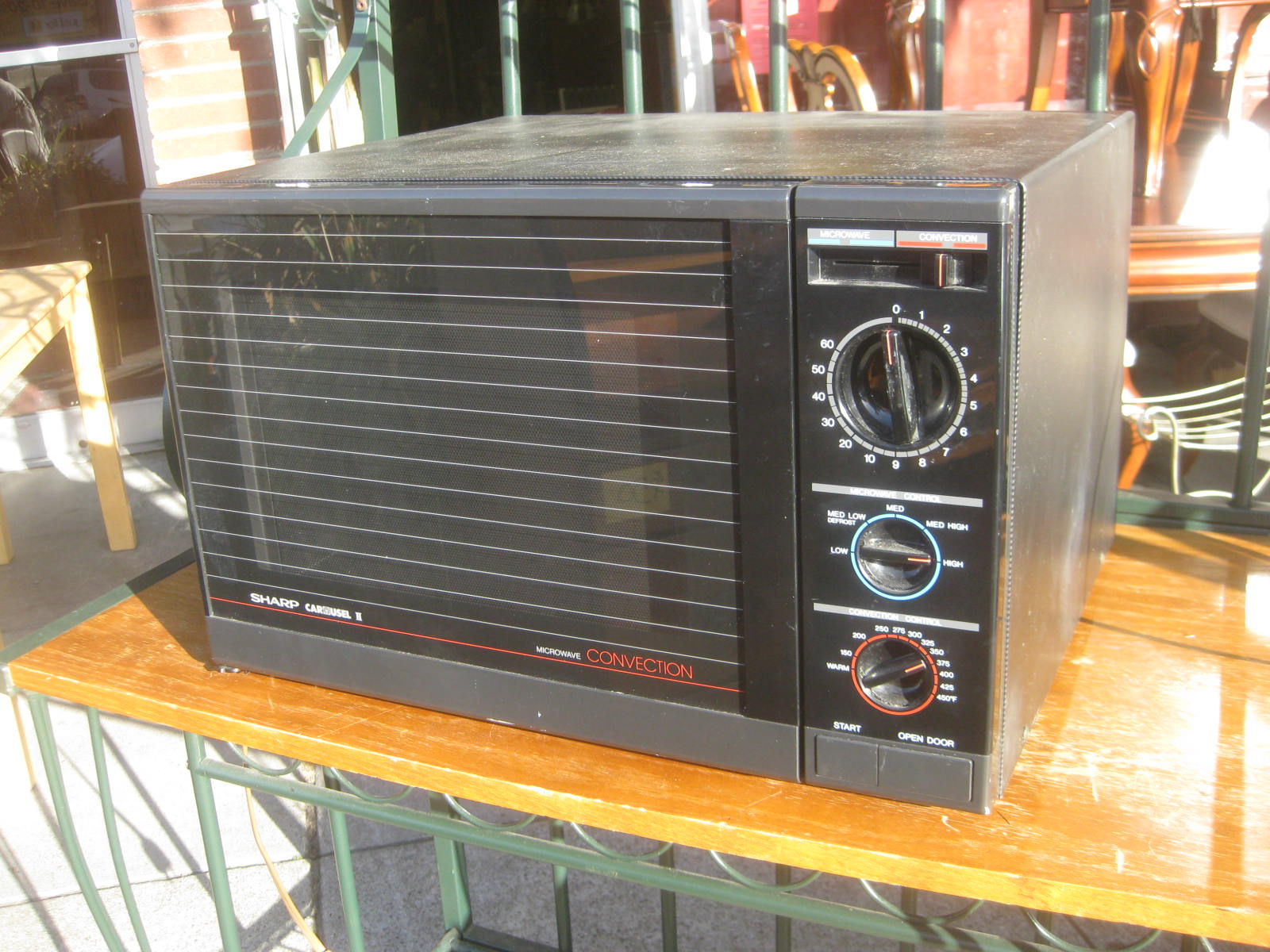 Sharp Carousel Ii Microwave Convection Oven 50