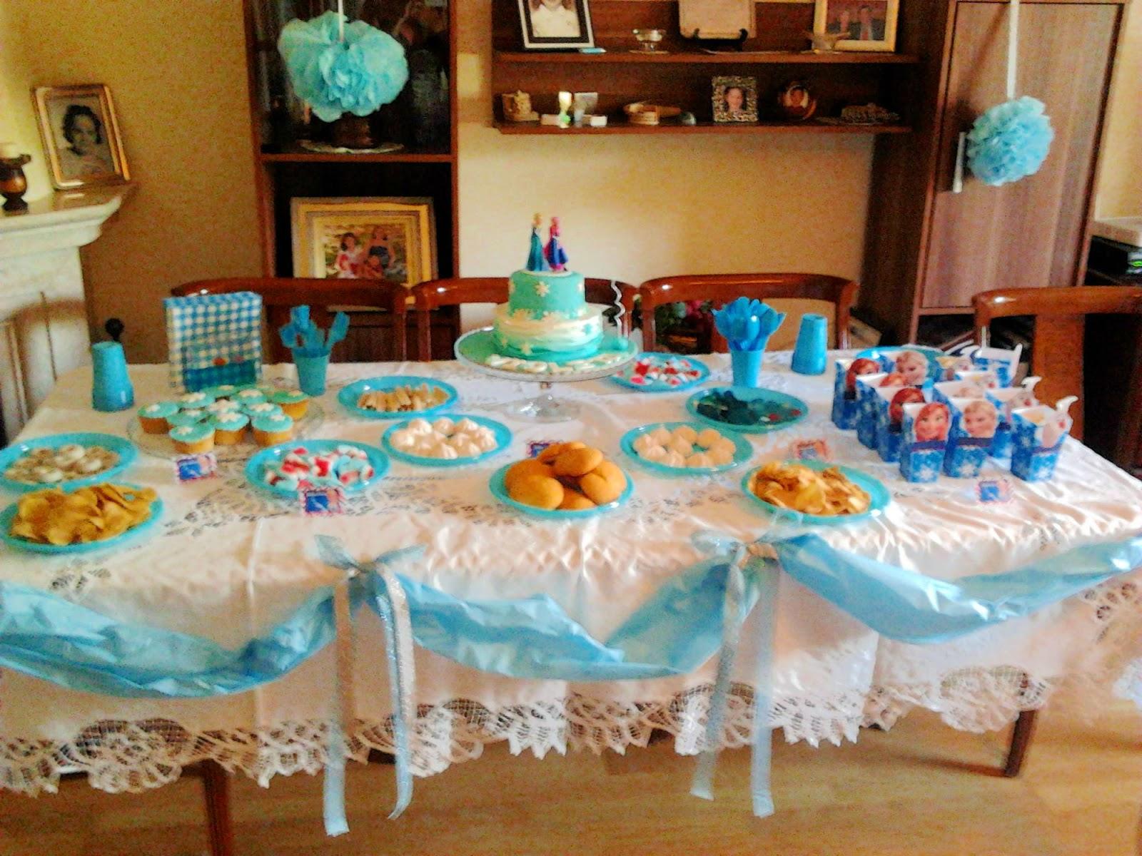 Recetas de fiesta de cumpleanos - Como decorar un cumpleanos ...