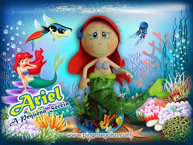 Fofucha Ariel