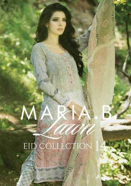 Maria B Eid Collection 2014