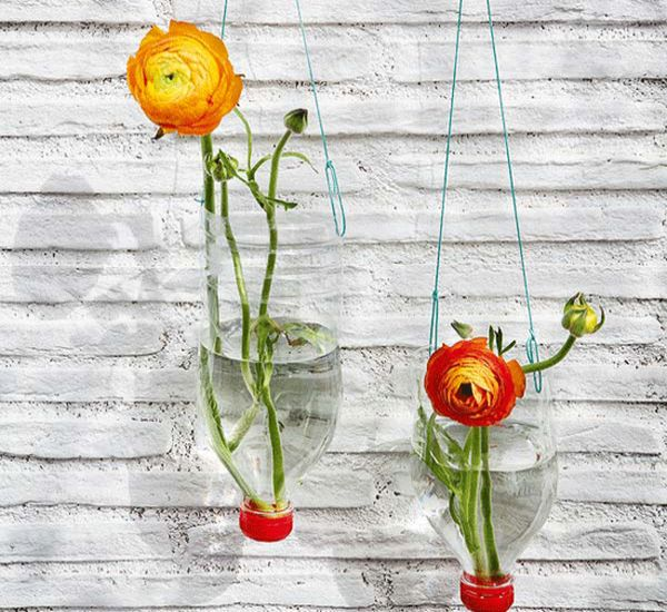 Creative and cool ways to reuse old plastic bottles for Ways to recycle plastic bottles
