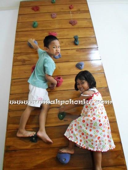 panjat dinding indoor