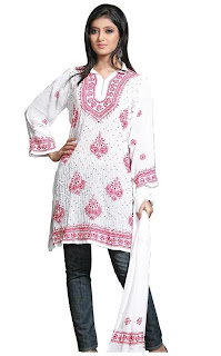 Latest Pakistani Ladies Kurta Designs 2013