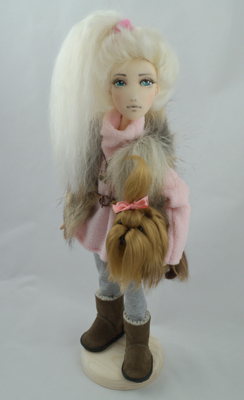 Реалистичная кукла юля 6 фотография