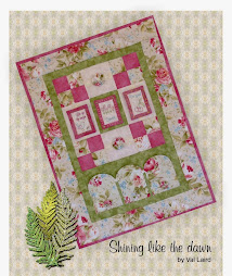 Free Block of the Month quilt