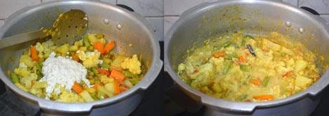 chapati kurma