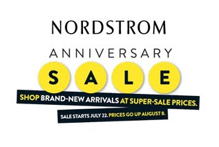 Don't Miss The Nordstrom Anniversary Sale