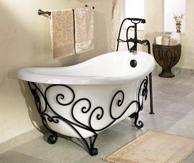 claw bath tubs