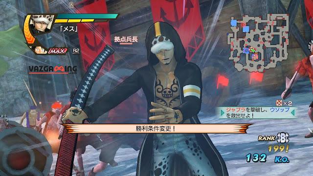 One Piece Pirate Warriors 3 Gameplay 1