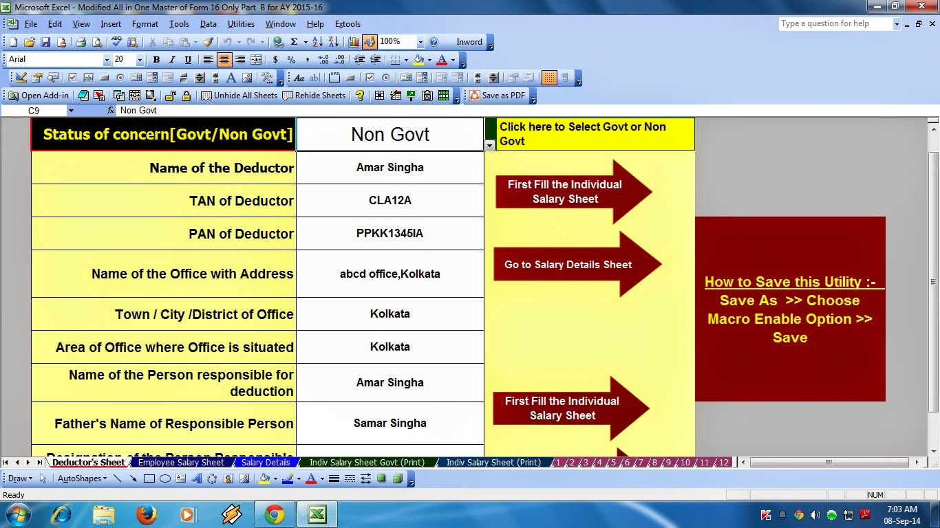 itaxsoftware net the all of new income tax section have in this excel utility no need to search for new income tax section this section include as per the new finance