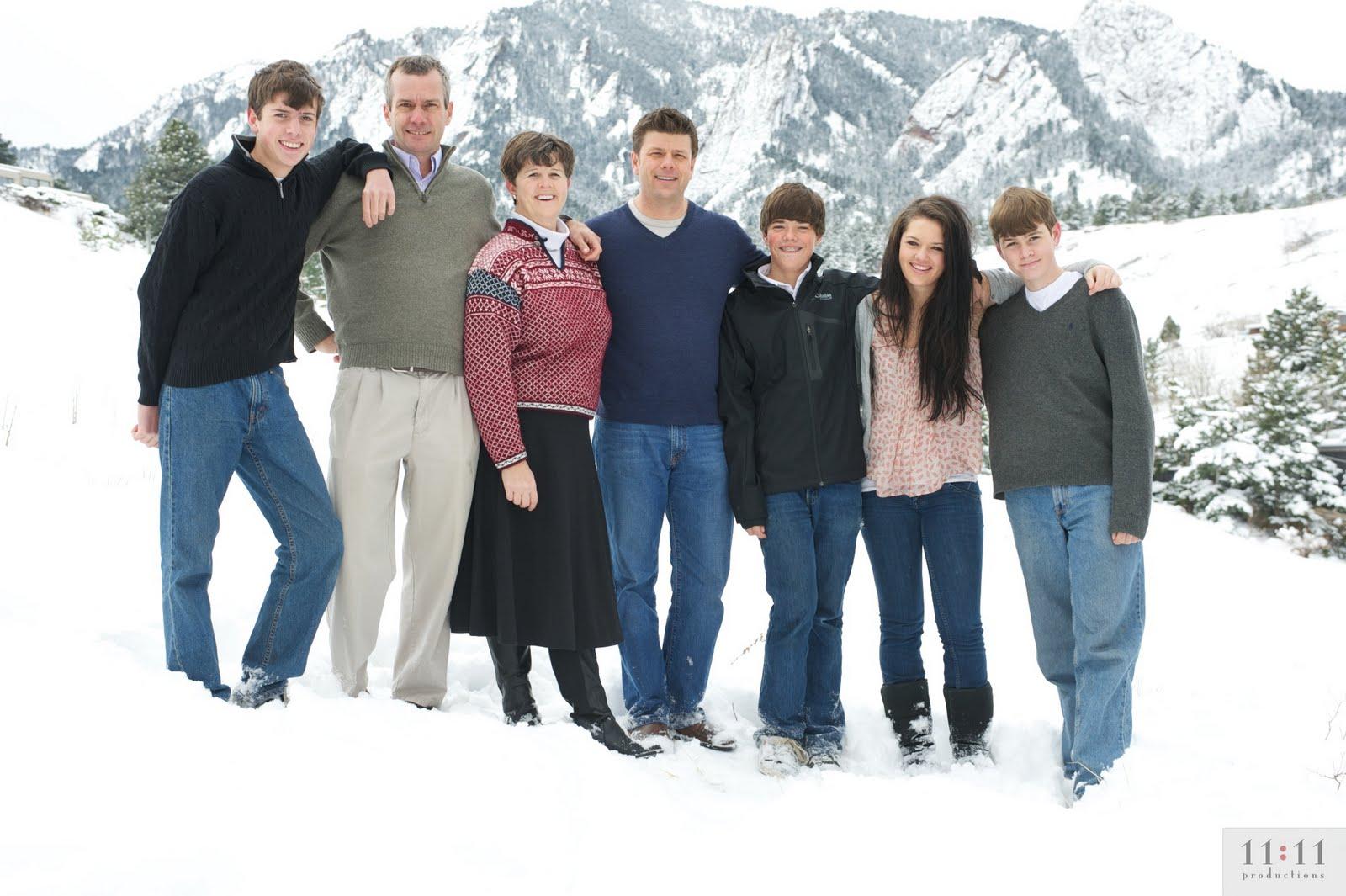 winter family portrait boulder co 11 11 productions photography