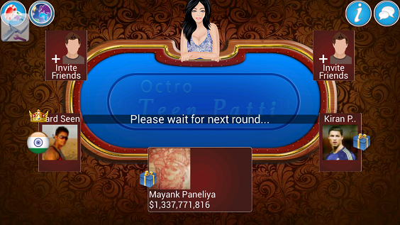 Unlimited Chips Teen Patti apk