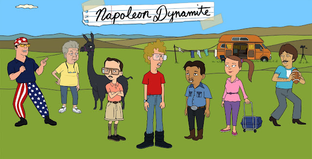Napoleon Dynamite, animated series, FOX