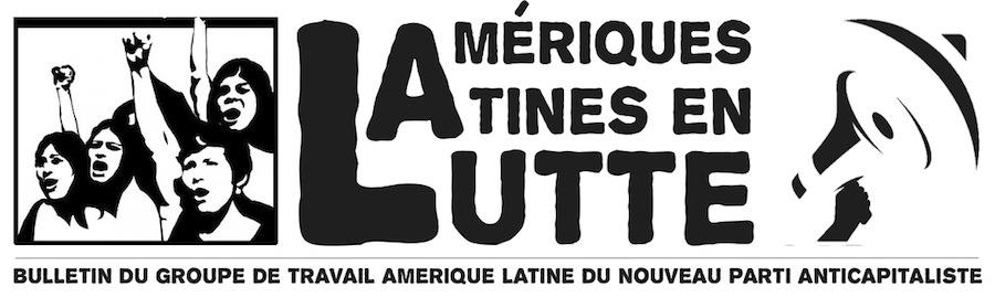 [Amériques Latines en lutte]