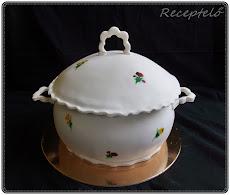 Járgányok, tárgyak, sport és minden más-torták