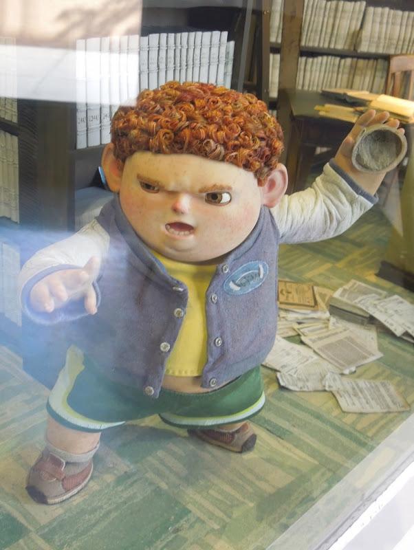 Neil ParaNorman puppet