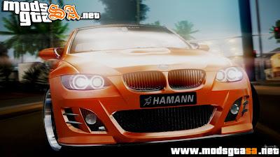 SA - BMW M3 E92 Hamman