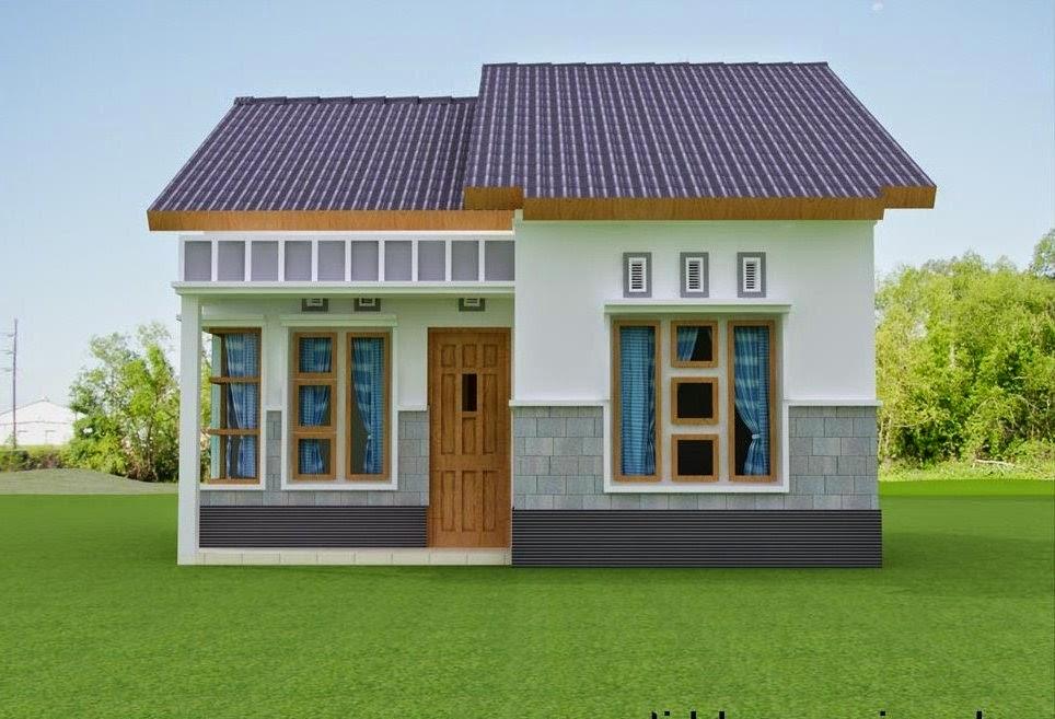 Desain Rumah Sederhana Bergaya Minimalis