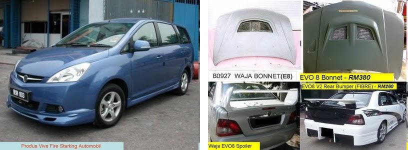 ... bodykit produa viva bodykit proton exora 14 proton waja full body