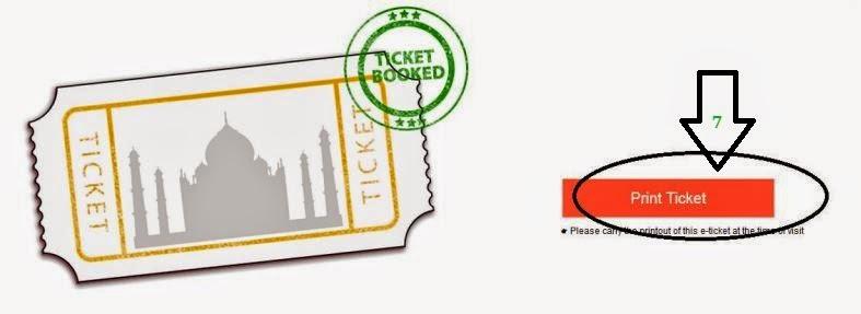 print ticket