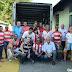 Solidariedade - Porto da Pedra doa 1 tonelada de alimentos para o Abrigo Cristo Redentor