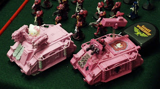 Hello Kitty Warhammer 40k Sisters of Battle