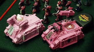 Hello Kitty Warhammer 40k Sisters of Battle