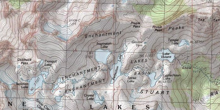 Free the Hills Map Layers available on Hillmapcom