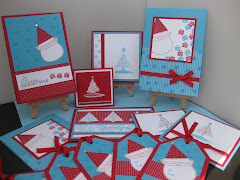 Stampin' Up! Holiday Hoopla Class Instructions