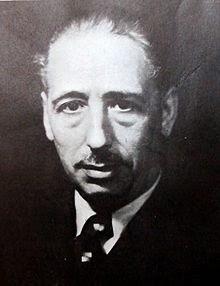 123rd President of Catalonia,  Lluís Companys