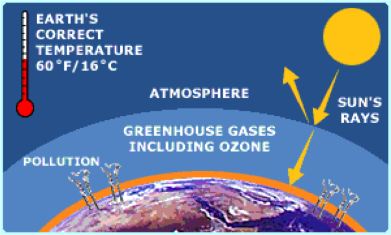 About    Global       Warming     How does    global       warming    work