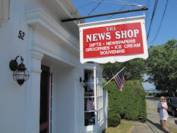 The News Shop in Hyannisport