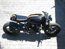 GPX 600 CAFERACER BY CUERVO