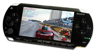 Harga PSP Terbaru 2012