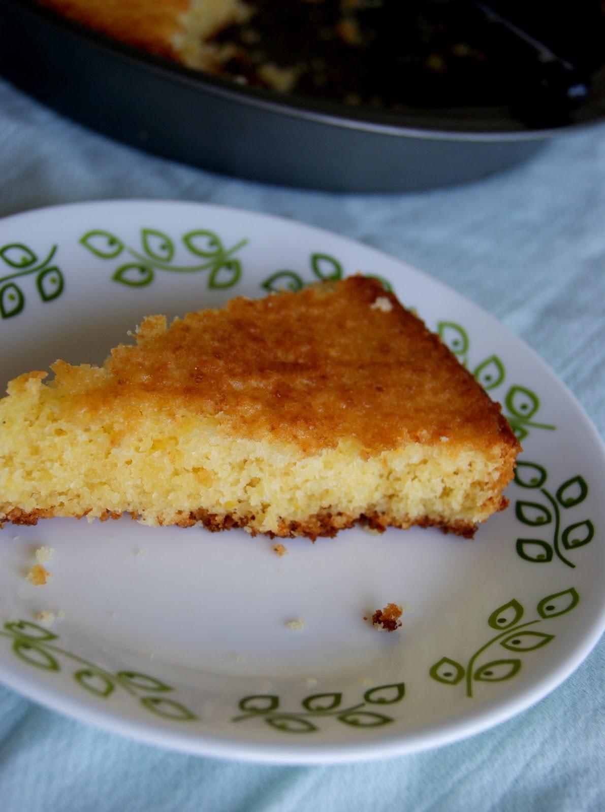 Dil Se..: Lemon Yogurt Cake