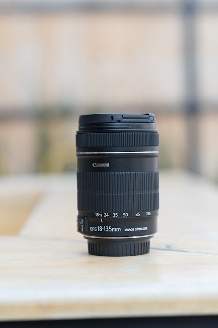 Canon 18-135 STM