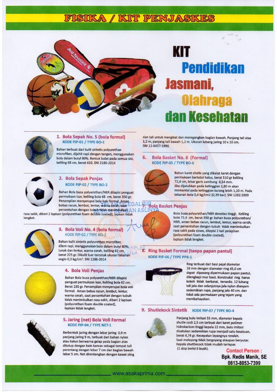 Alat Peraga Olahraga SMP 2017 , ALAT PERAGA PENJASKES SMP,PENJAS OLARAGA SMP - ALAT PERAGA SMP 2018,Daftar Harga Alat Peraga Pendidikan  SMP 2018