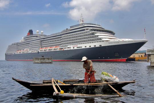 Manila Cruise Port Guide - Philippine Flight Network