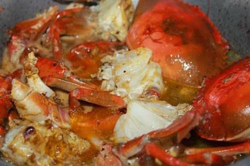 Vietnamese Food - Cua Rang Muối Ớt