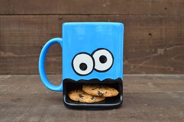Cookie Monster Mug-1