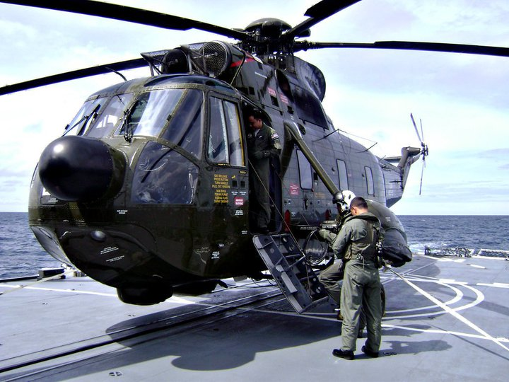Helikopter NURI TUDM