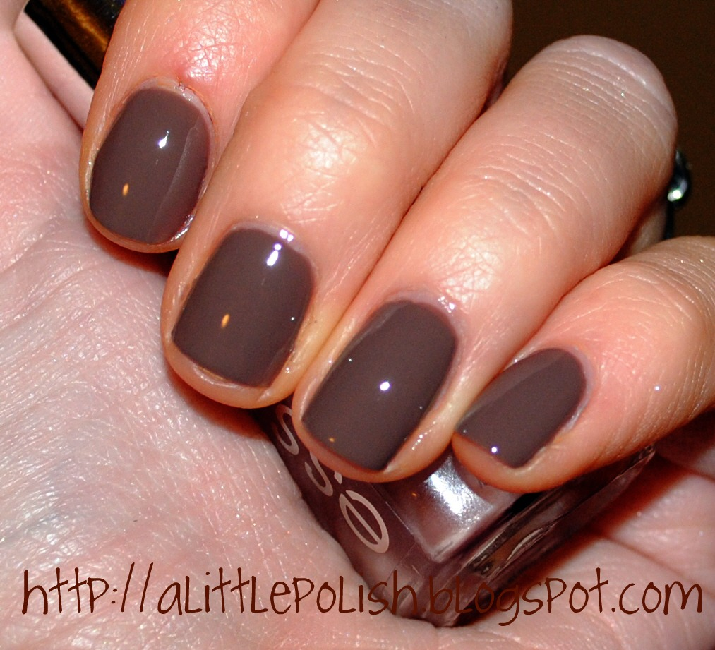A Little Polish: Swatch: Sinful Colors - Nirvana