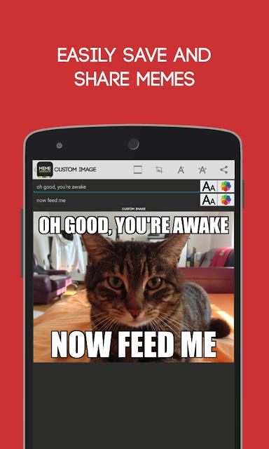 Aplikasi Meme di Android