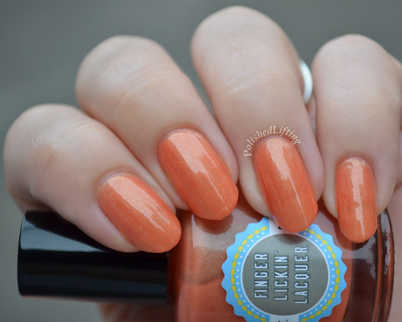 Finger Lickin' Lacquer Pumking