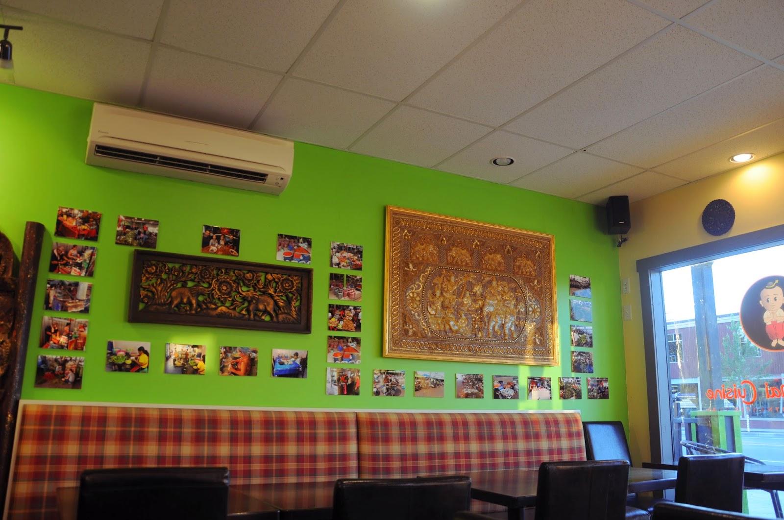Simple Thai Cuisine \ Тайский ресторан