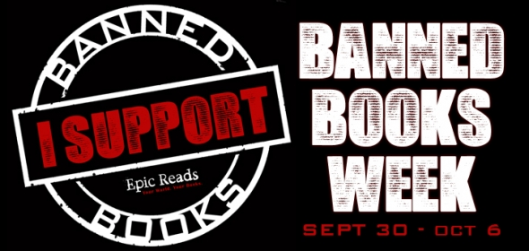 Banned Book Week: 16 Books That Were Challenged