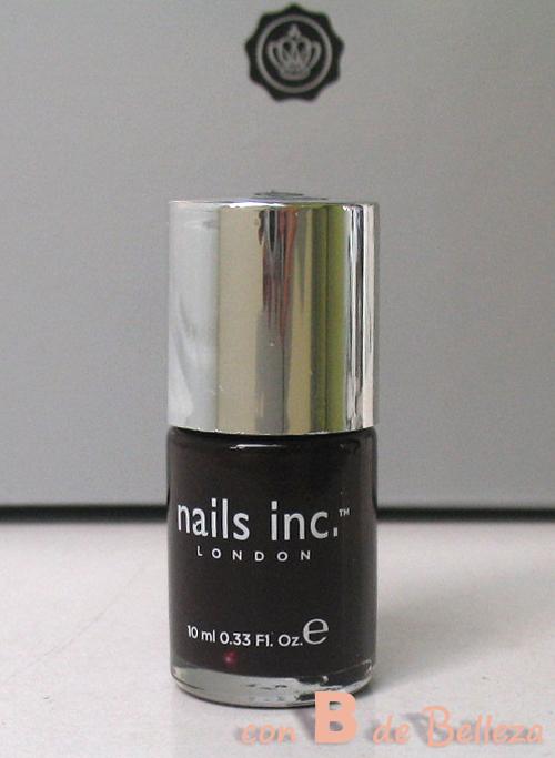 Esmalte de uñas de Nails inc